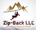 Zip Line Trolley Return systems