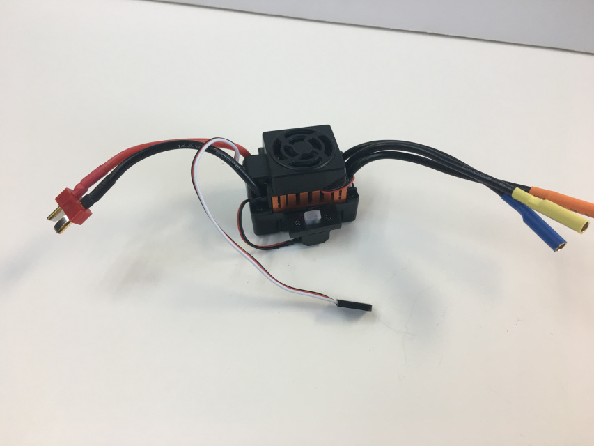 Electronic Speed Controller For Red Brushless Retrivers